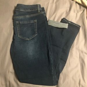 High-Rise Maurices Jegging